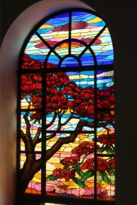 First Place Prize - Stained Glass Magnifico